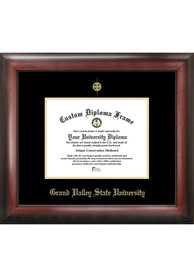 Grand Valley State Lakers Gold Embossed Diploma Frame Picture Frame