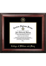 William & Mary Tribe Gold Embossed Diploma Frame Picture Frame