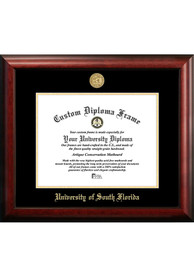 South Florida Bulls Gold Embossed Diploma Frame Picture Frame