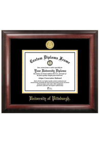 Pitt Panthers Gold Embossed Diploma Frame Picture Frame