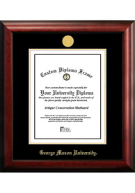 George Mason University Gold Embossed Diploma Frame Picture Frame