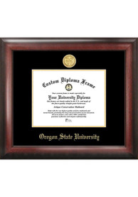 Oregon State Beavers Gold Embossed Diploma Frame Picture Frame
