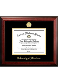 Montana Grizzlies Gold Embossed Diploma Frame Picture Frame