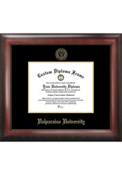 Valparaiso Crusaders Gold Embossed Diploma Frame Picture Frame