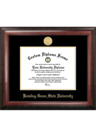 Bowling Green Falcons Gold Embossed Diploma Frame Picture Frame