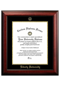 Liberty Flames Gold Embossed Diploma Frame Picture Frame