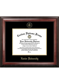 Xavier Musketeers Gold Embossed Diploma Frame Picture Frame