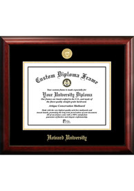 Howard Bison Gold Embossed Diploma Frame Picture Frame