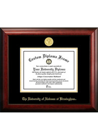 UAB Blazers Gold Embossed Diploma Frame Picture Frame