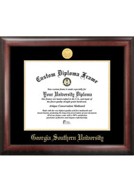 Georgia Southern Eagles Gold Embossed Diploma Frame Picture Frame