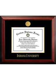 Indiana Hoosiers Gold Embossed Diploma Frame Picture Frame