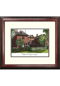 William & Mary Tribe Campus Lithograph Wall Art