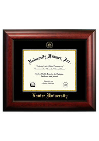 Xavier Musketeers Satin 8 1/2x11 Diploma Picture Frame