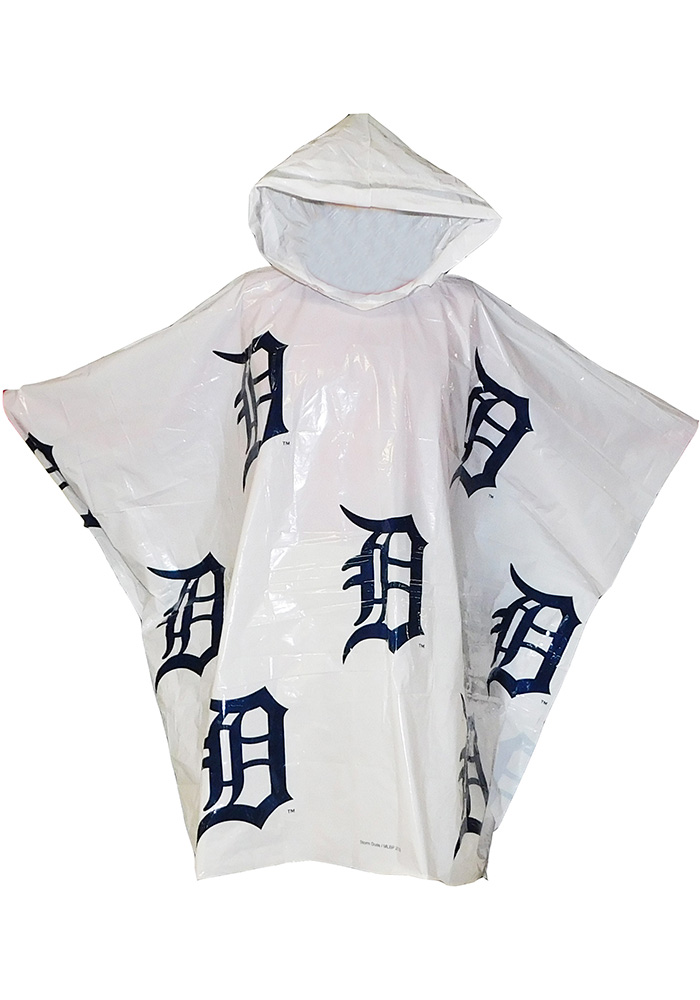 Detroit Tigers Lightweight Poncho - Image 1