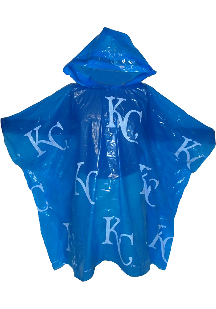Kansas City Royals Lightweight Poncho - Image 1