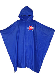 Chicago Cubs Medium Weight Poncho