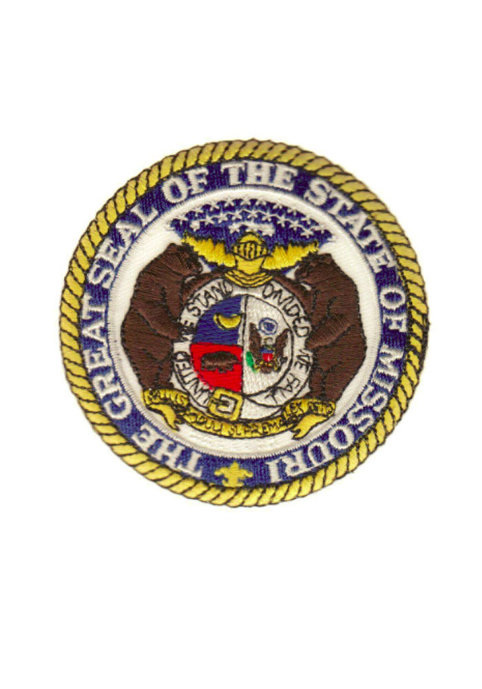 Missouri seal patch Patch - Image 1