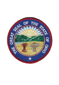 Ohio Seal Patch
