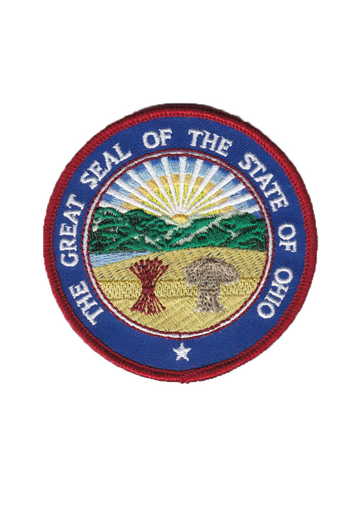 Ohio Seal Patch - Image 1