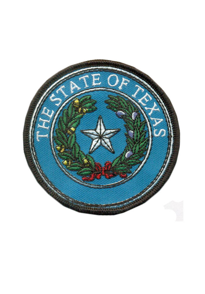 Texas Seal Patch - Image 1