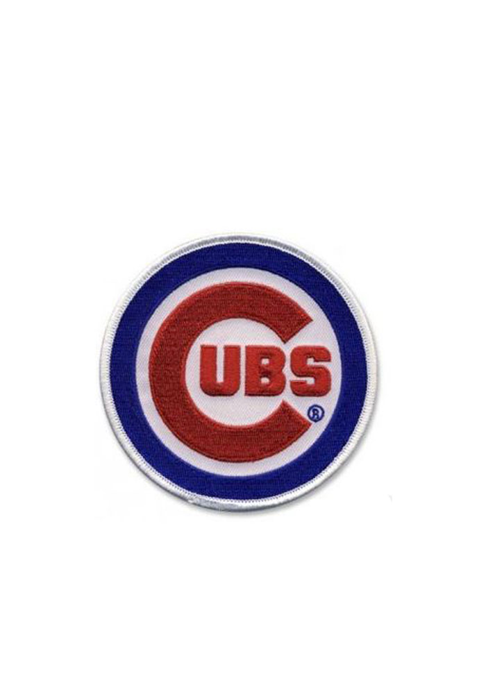 Chicago Cubs Primary Logo Patch - Image 1