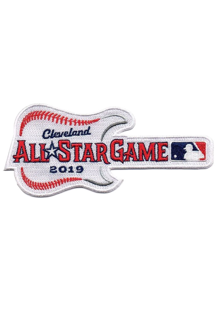 Cleveland 2019 All-Star Game Patch - Image 1