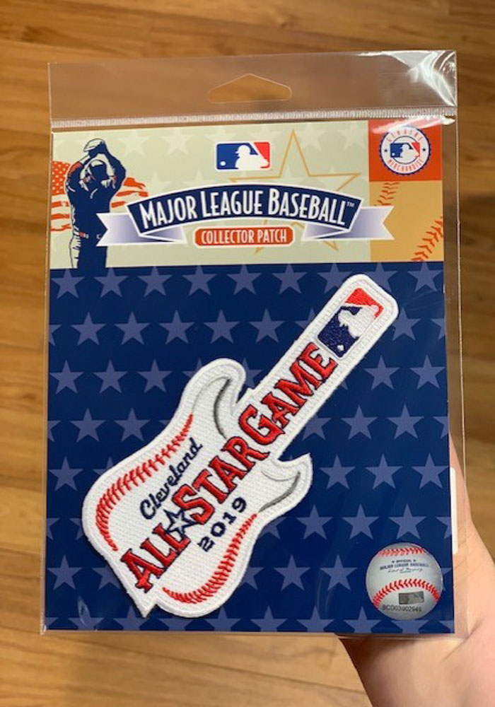 Cleveland 2019 All-Star Game Patch - Image 2