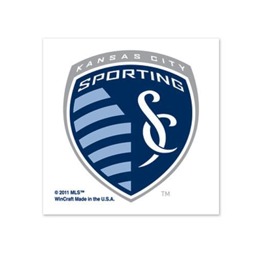 Sporting Kansas City 4 Pack Tattoo - Image 1