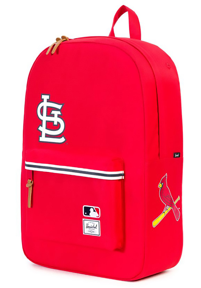 Herschel Supply Co St Louis Cardinals Red Heritage Backpack - Image 1