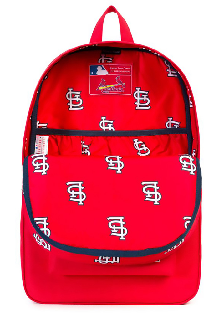 Herschel Supply Co St Louis Cardinals Red Heritage Backpack - Image 2