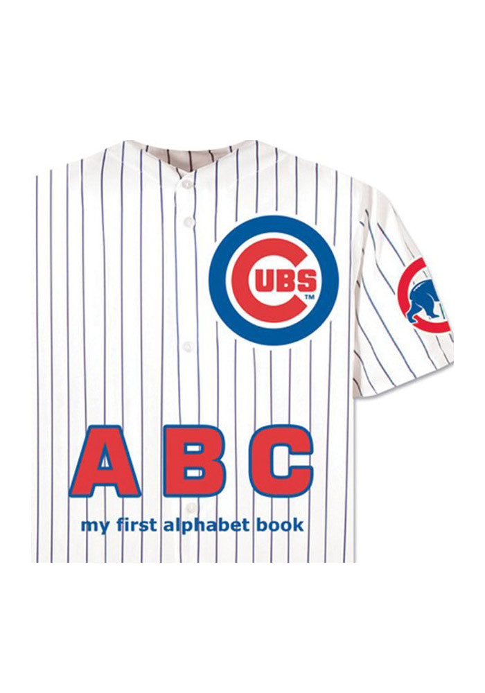 Chicago Cubs ABC Children's Book - Image 1