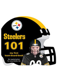Pittsburgh Steelers 101: My First Text Children's Book
