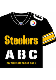 Pittsburgh Steelers ABC Children's Book