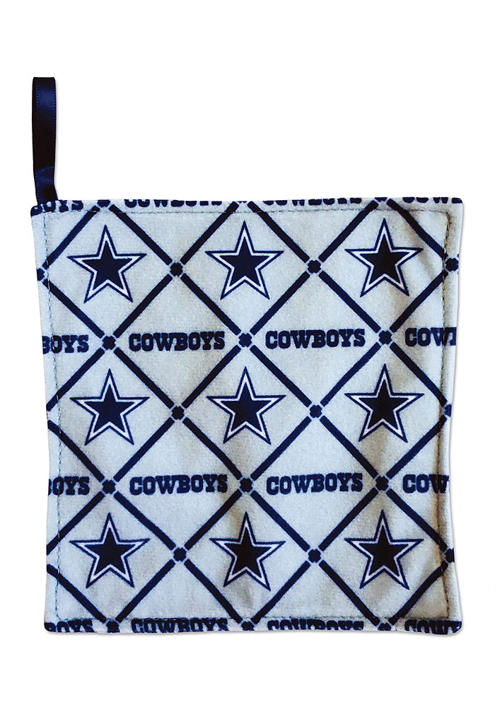 Dallas Cowboys Rally Paper Baby Rattle - Image 1