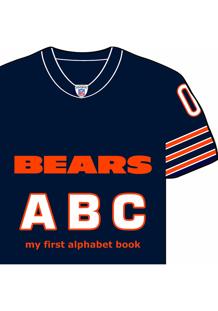 Chicago Bears ABC Children's Book - Image 1