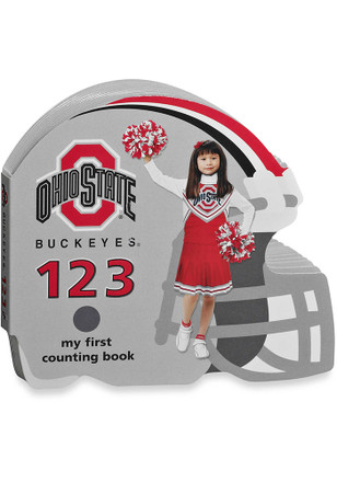 Ohio State Buckeyes My First 123 Counting Children's Book