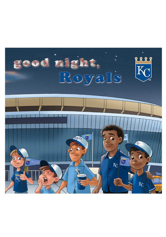 Kansas City Royals Good Night Children's Book - Image 1