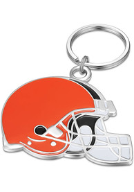 Cle Browns Logo Keychain