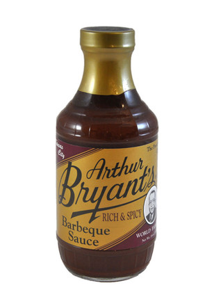 Arthur Bryant's Rich and Spicy Barbeque Sauce 18oz