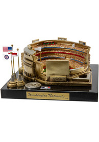 Washington Nationals Stadium Cast Bronze Composite Collectible
