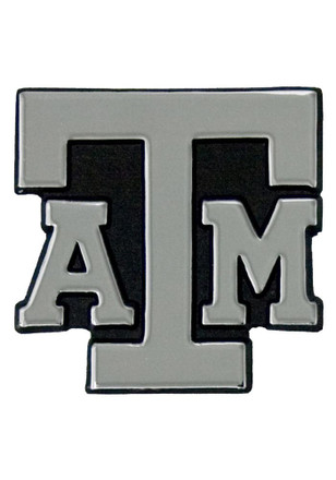 Texas am aggies chrome car accessory car emblem