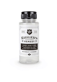 J. Rieger 6.6 oz Hand Sanitizer