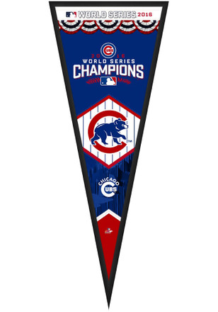 Chicago Cubs 13x33 Pennant Framed Posters