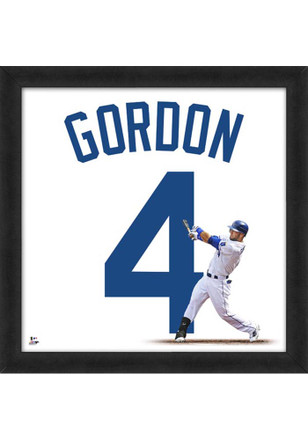 Alex Gordon Kansas City Royals 20x20 Uniframe Framed Posters