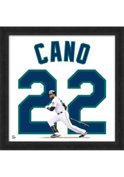Robinson Cano Seattle Mariners 20x20 Uniframe Framed Posters