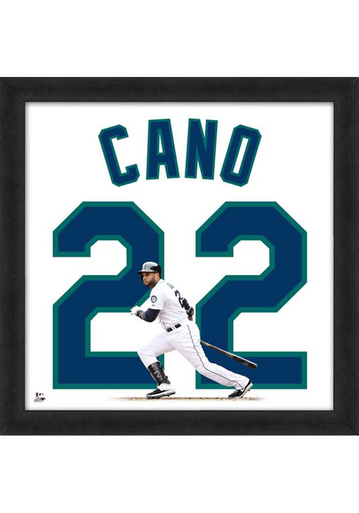 Seattle Mariners 20x20 Uniframe Framed Posters - Image 1