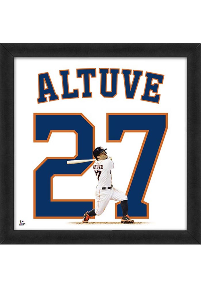 Houston Astros 20x20 Uniframe Framed Posters - Image 1