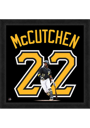 Andrew McCutchen Pittsburgh Pirates 20x20 Uniframe Framed Posters