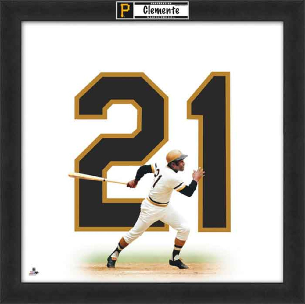 Pittsburgh Pirates 20x20 Uniframe Framed Posters - Image 1