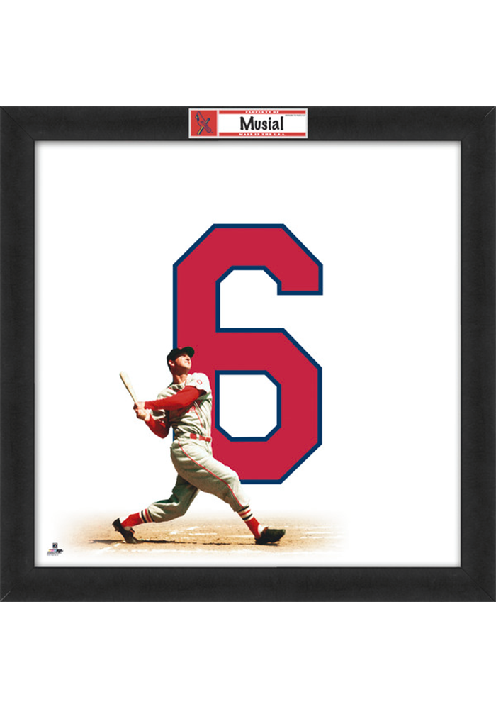 St Louis Cardinals 20x20 Uniframe Framed Posters - Image 2
